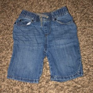 Children's Place Boys Pull On Jean Shorts